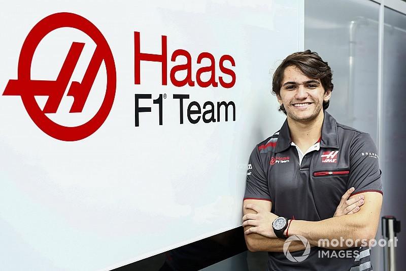 Pietro Fittipaldi, confirmado como piloto de pruebas Haas F1 Team para 2019