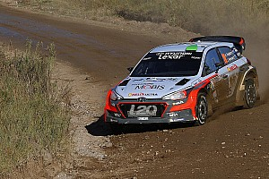 WRC Leg report Argentina WRC: Paddon inherits lead as Latvala crashes