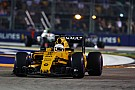 Formula 1 Magnussen: Singapore points a boost for Renault