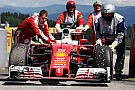 Formula 1 Brake bias issue caused Vettel's spin in FP2