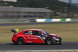 WTCC Race report Motegi WTCC: Lopez takes provisional title, gives Muller Race 2 win