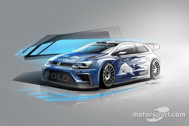 Volkswagen reveals first image of 2017 WRC car