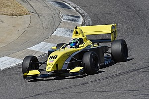 Pro Mazda Race report O'Ward scores second Pro Mazda win of the weekend