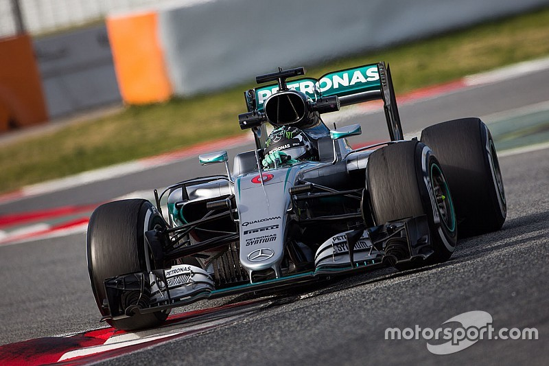 F1 rule tweaks will improve the show say mercedes drivers for Mercedes benz f1 drivers