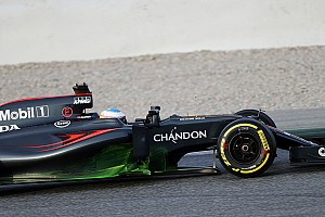 Formula 1 Breaking news McLaren: Size zero not compromised by new Honda engine