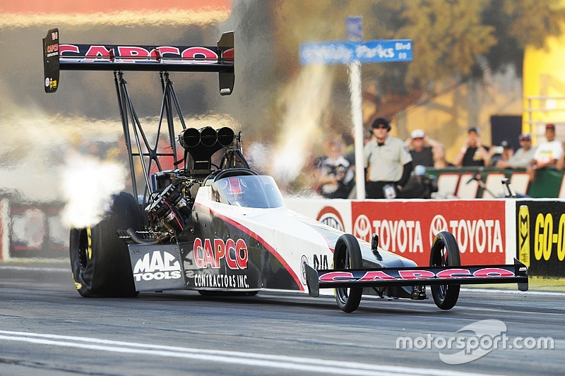 Torrence, Beckman and Anderson go P1 in Pomona