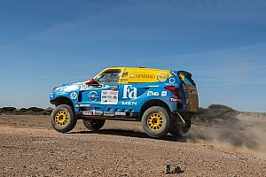Cross-Country Rally BRÉKING Opel Dakar Team: jöhet a neheze!