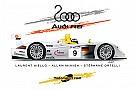 24 heures du Mans Laurent Aiello, acteur et témoin du début de l'ère Audi