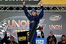 NASCAR Truck Kennedy becomes first France family member to win NASCAR race