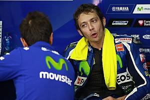 MotoGP Breaking news Rossi was