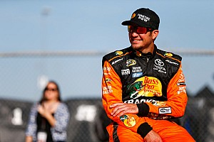 NASCAR Sprint Cup Qualifying report Martin Truex Jr. earns first Sprint Cup pole in four years