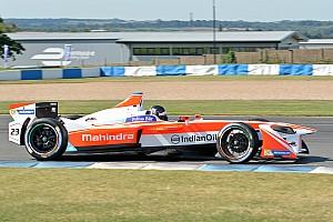Formula E Interview Heidfeld says Mahindra step from season two 'night and day'