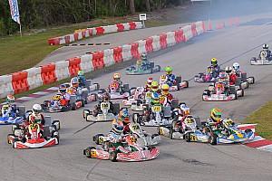 Kart Qualifying report Kirkwood closes gap, drama elsewhere in ROK's FWT finale