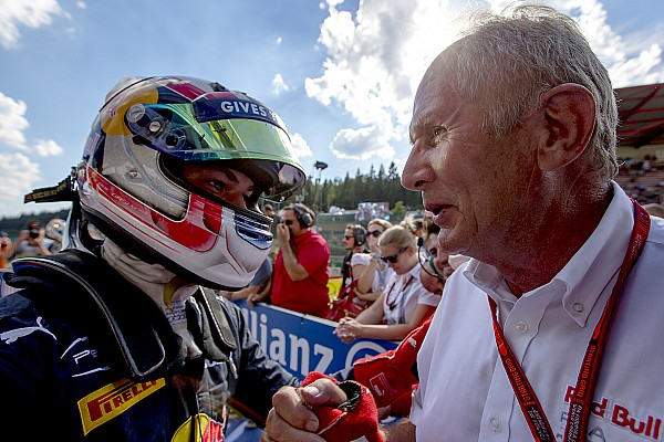 Formula 1 Breaking news Gasly: I've straightened things out with Marko