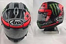 MotoGP Vinales cambia il casco per il suo primo anno da pilota ufficiale Yamaha