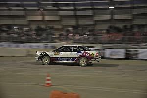 Prodotto Gara Motor Show: Totò Riolo trionfa nel Trofeo Rally Autostoriche 4 RM