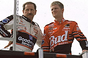 NASCAR Sprint Cup Interview Dale Earnhardt Jr. remembers his father on his 65th birthday