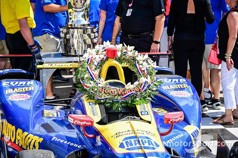 Andretti Autosport team manager on Rossi's dream Indy 500 win