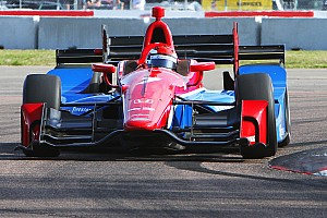 IndyCar Race report Mixed feelings for SPM at  St. Petersburg