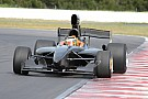 Other open wheel New Formula 5000 car makes track debut