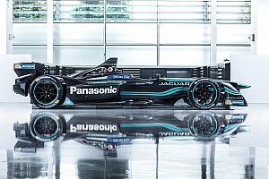 Formula E Breaking news Jaguar Formula E team confirms Carroll, Evans during launch