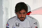 Formula 1 Alonso out of patience with FIA after latest rule tweaks