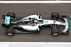 Mercedes baffled by Hamilton's