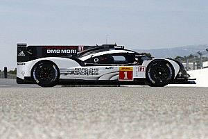Automotive Analysis How the hybrid technology of the Porsche LMP1 race car works