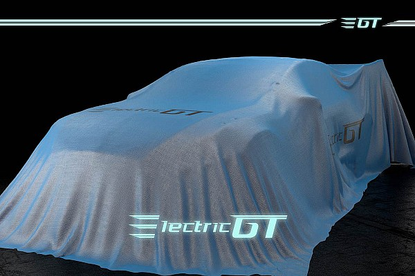GT Breaking news World-first electric GT series launched