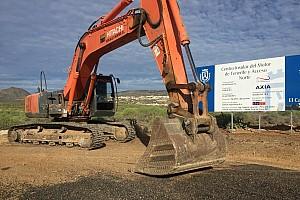 Speciale Ultime notizie A Tenerife sono già cominciati i lavori di sbancamento