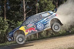 WRC Отчет о тренировке Ожье быстрейший на шейкдауне Ралли Австралия