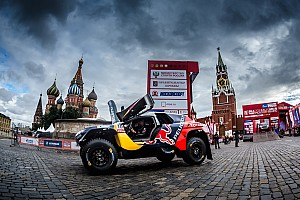 Cross-Country Rally Qualifying report 2016 Silk Way Rally: Peugeot and Renault win Kazan Super-Special !