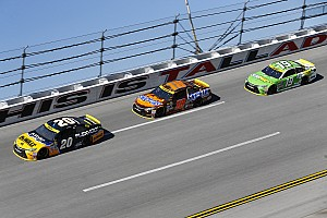 NASCAR Sprint Cup Interview Joe Gibbs on final four races: