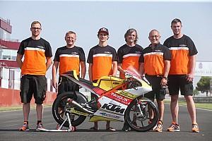 Moto3 News Team Freudenberg und Karel Hanika mit Valencia-Wildcard