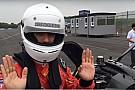RoboRace Video, Lucas Di Grassi passeggero dell'auto senza... pilota!
