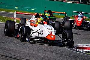 Formula Renault Race report Silverstone NEC: Norris bounces back with dominant maiden win