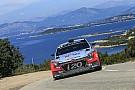 WRC Corsica WRC: Neuville eats into Ogier's advantage