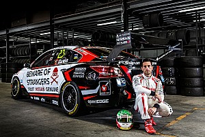 Supercars Breaking news Nissan rolls out final new livery of 2016
