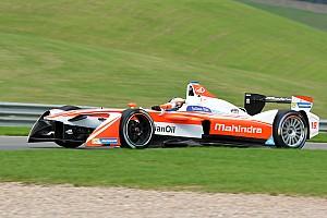 Formula E Preview Felix Rosenqvist heads to Hong Kong as anticipation builds for Formula E opener