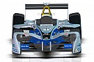 Formula E Bold new look for Formula E car