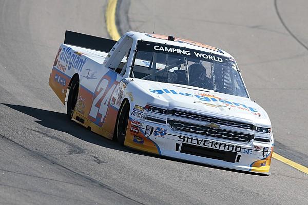 NASCAR Truck Breaking news Kaz Grala to compete fulltime in NASCAR Trucks in 2017