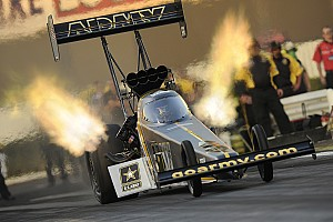 NHRA Preview Eight-time Top Fuel World Champion Tony Schumacher ready to solve Southern Nationals for first time