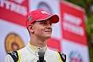 Schumacher lauds 'huge competition' in MRF Challenge