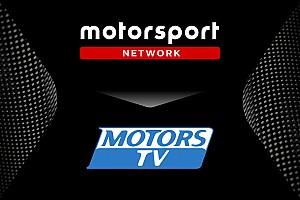 General Motorsport.com news Motorsport Network acquires Motors TV