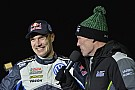 WRC Sweden WRC: Latvala wins sprint stage as second day concludes