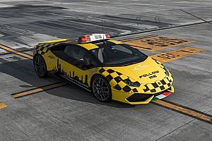 Speciale Ultime notizie Lamborghini: una Huracán Follow Me per l'Aeroporto di Bologna