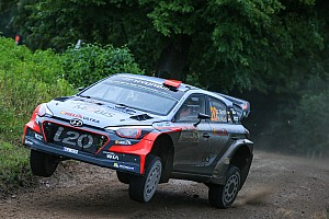 WRC Breaking news Abbring to sub for injured Sordo in Finland