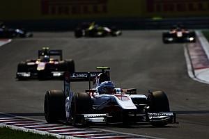 GP2 Qualifying report Hockenheim GP2: Sirotkin beats Gasly to pole by 0.016s