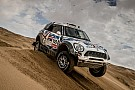 Cross-Country Rally Four MINI ALL4 Racing crews complete demanding Silk Way Rally in top five