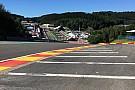 Formula 1 Eau Rouge kerbs stay unchanged for Belgian GP